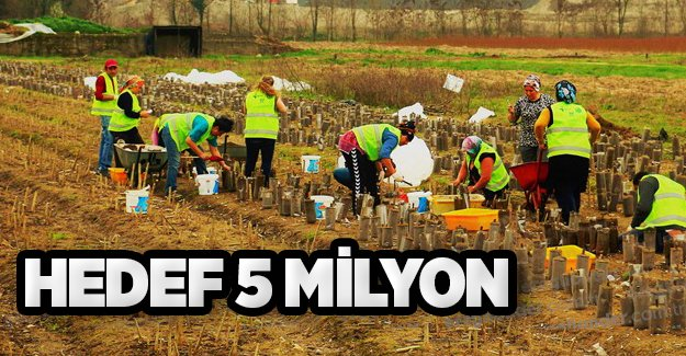 HEDEF 5 MİLYON