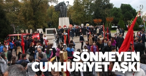 SÖNMEYEN CUMHURİYET AŞKI