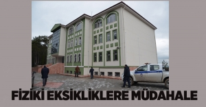 FİZİKİ EKSİKLİKLERE MÜDAHALE