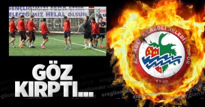 GÖZLER ZEYTİNBURNU DEPLASMANINA ÇEVRİLDİ