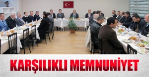 KARŞILIKLI MEMNUNİYET