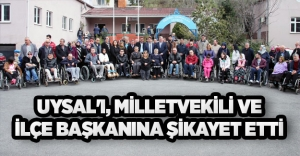 UYSAL#039;I, MİLLETVEKİLİ VE İLÇE...