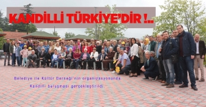 KANDİLLİ TÜRKİYEDİR