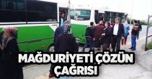 MAĞDURİYETİ ÇÖZÜN ÇAĞRISI