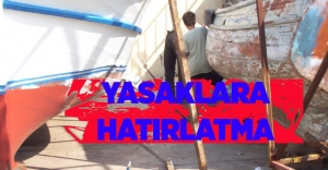 MÜDÜRLÜKTEN  AV YASAKLAR HATIRLATMASI