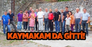 KAYMAKAM DA GİTTİ!