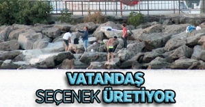 VATANDAŞ SEÇENEK ÜRETİYOR