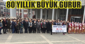 ÇELİKEL LİSESİNİN BÜYÜK COŞKUSU