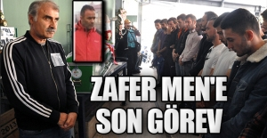 ZAFER MEN'E SON GÖREV