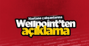 WELLPOİNT'TEN AÇIKLAMA