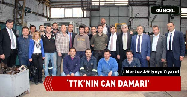 'TTK'NIN CAN DAMARIDIR'
