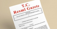 KARAR RESMİ GAZETE'DE
